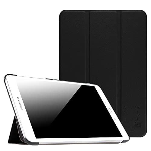 Fintie Samsung Galaxy Tab S2 8.0 Case - Super Thin Lightweight SlimShell Stand Cover with Auto Sleep/Wake Feature for Samsung Galaxy Tab S2/S2 Nook 8.0 Inch Tablet, Black