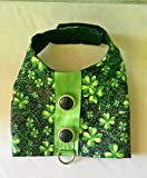 St Patricks Day shamrock Harness Vest