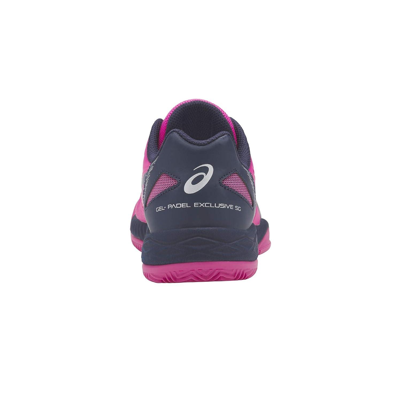 Asics Zapatilla DE Padel Gel Padel Exclusive 1042A004 Color 700 39