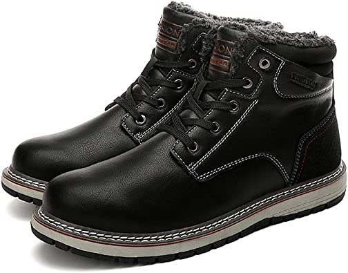 Fashion Mens Waterproof Sneakers outdoor hiking casual Sneakers ankle boots new