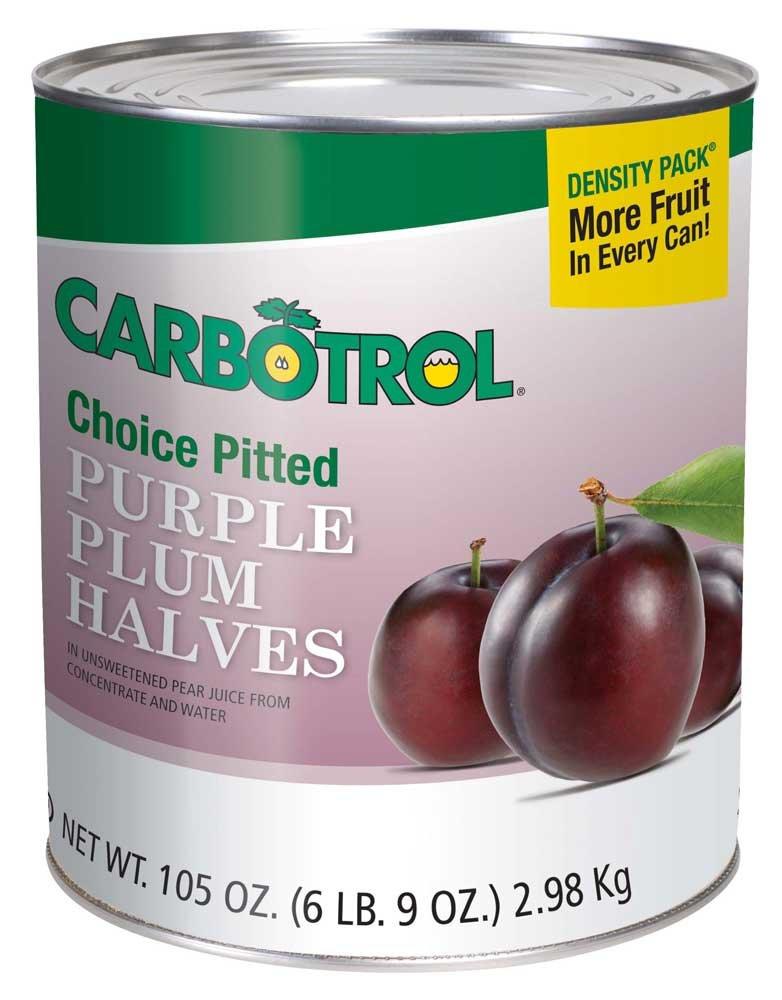 Carbotrol Plum 6 Case 10 Can