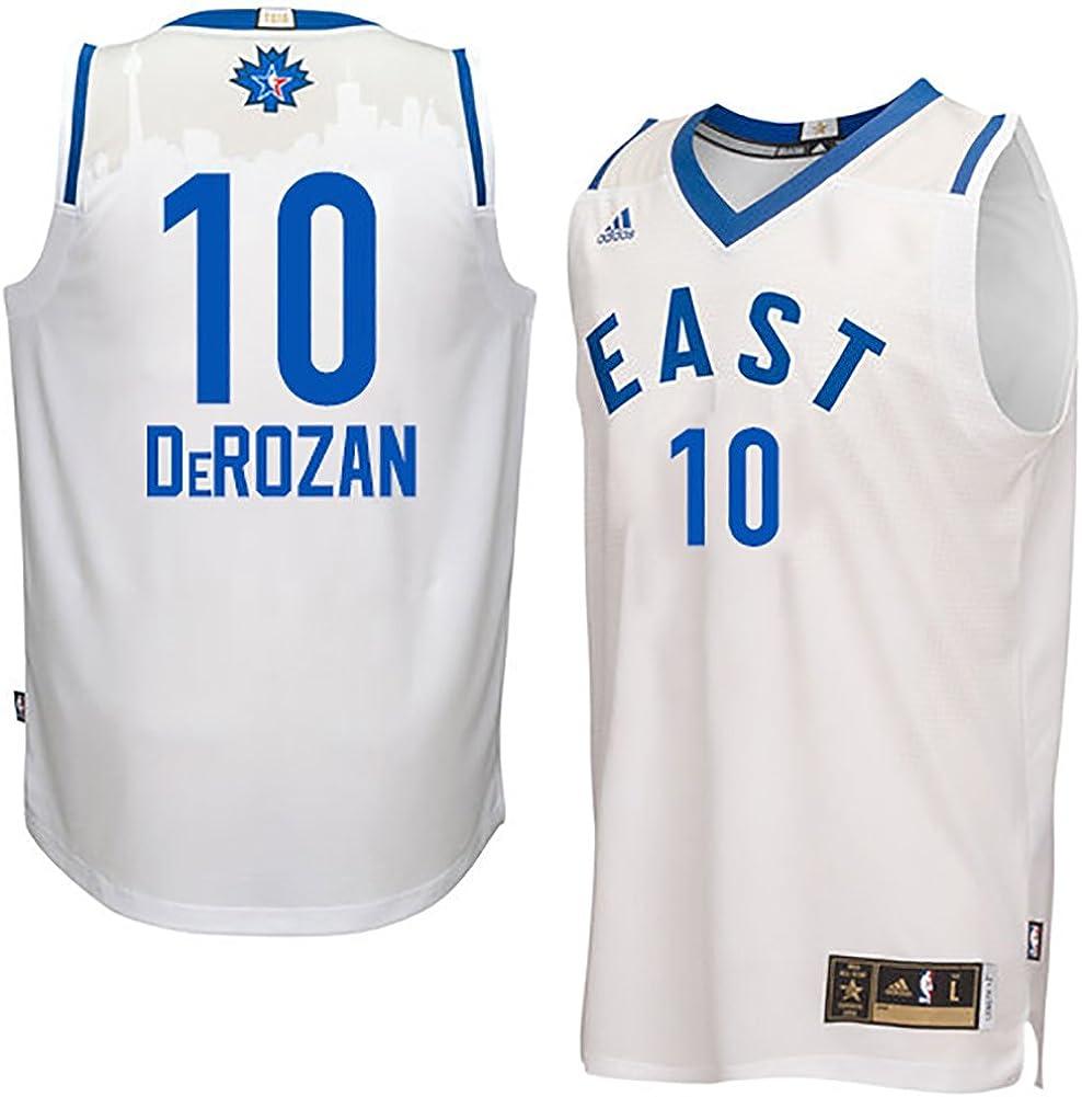 San Antonio Spurs #10 DeMar DeRozan ALL STAR Swingman Jersey