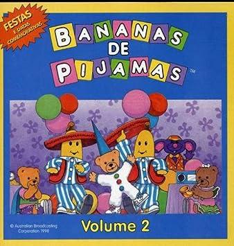 2-Bananas De Pijamas