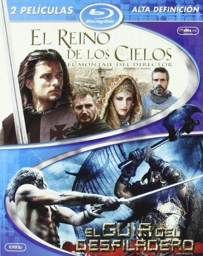 Pack El Reino De Los Cielos + El Guía Del Desfiladero (2007) [Blu-Ray] [Blu-R