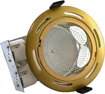 InterLight Close to Ceiling Lights 2x27 Round Gold Matt Small Size 1012SSB Chinese