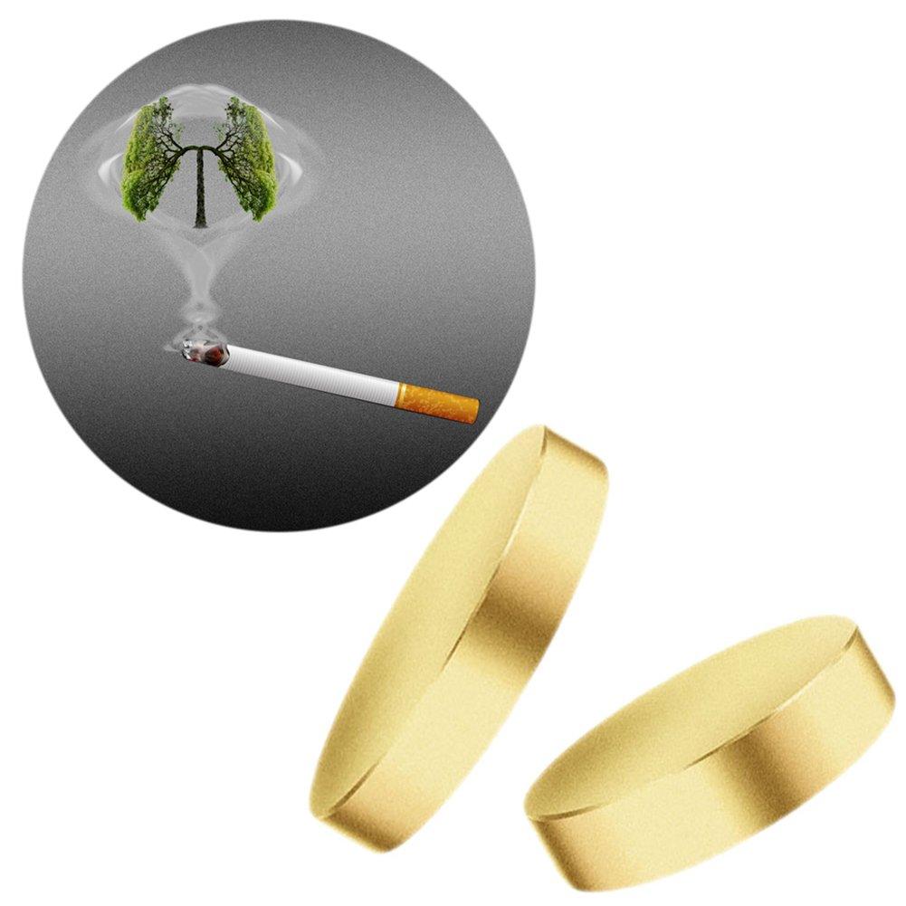 Ochine Quit Smoking Magnet Acupressure Patch Therapy Quit Smoking Stricker Magnet by Ochine (Image #3)
