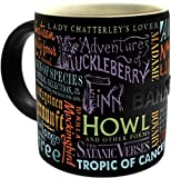 Banned Book Coffee Mug - The Best Books that Were Thought To Be Too Scandelous or Subversive To Read - Comes In a Fun Gift Box
