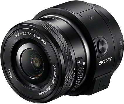 Sony Cámara Lens-Style ILCE-QX1 con Sensor de 20.1 MP: Amazon.es ...