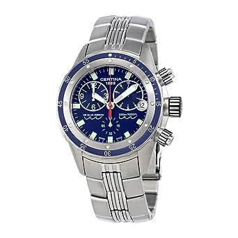 Certina Mens Quartz Watch C007-417-11-041-00