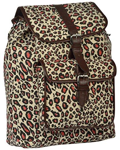 Pick Pocket Girls Shoulder Bag brown bplanim115