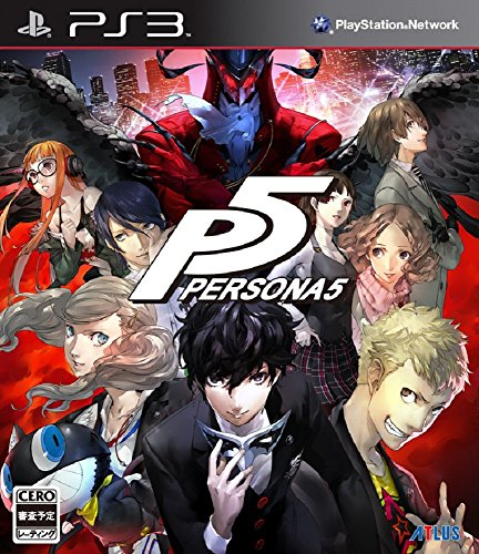 Persona 5 [PS3] japanese ver.