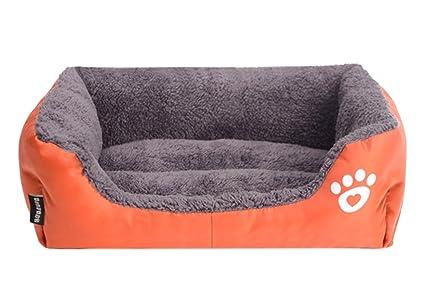 SK Studio Cama de Mascota, Cama de Perro Cama para Gato Pequeño/Mediano/