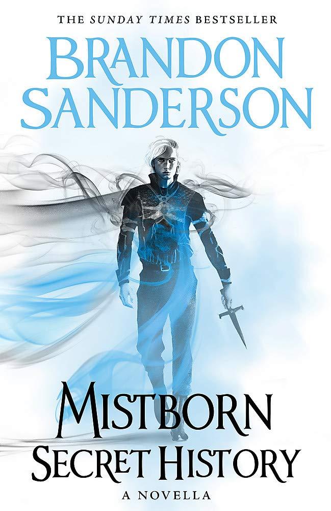 Mistborn #7 Secret History - Brandon Sanderson
