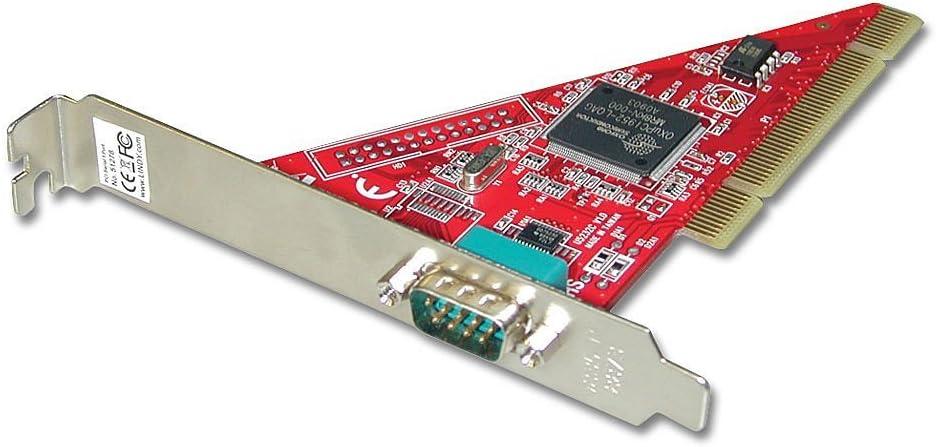 128 Byte FIFO PCI Card LINDY 1 Port Serial 16C950 51235