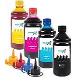 Kit 4 Tintas Compatível para Impressora L3150 500ml Inova Ink