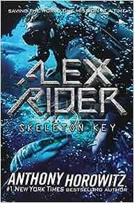 skeleton key alex rider adventure. Black Bedroom Furniture Sets. Home Design Ideas