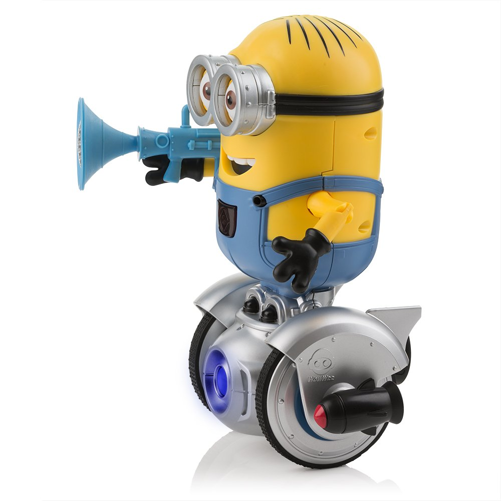 WowWee Minion MiP Turbo Dave - Fun Balancing Robot Toy by WowWee (Image #6)