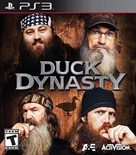 Duck Dynasty - PlayStation 3 -