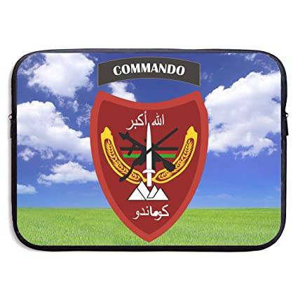 417133267514 Amazon.com: Afghan National Army Commando Corps Notebook Bags Zipper ...