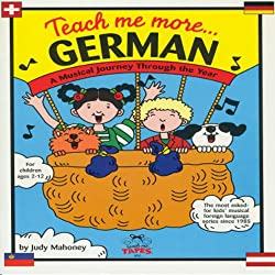 Teach Me More German