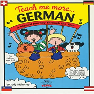 Teach Me More German Audiobook