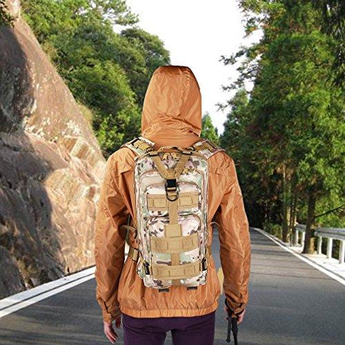 migvela 54/5000Zaino Molle zaini campeggio escursionismo borsa da trekking