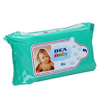 Lea Bea Baby Toallitas Húmedas Pack 80 Unidades