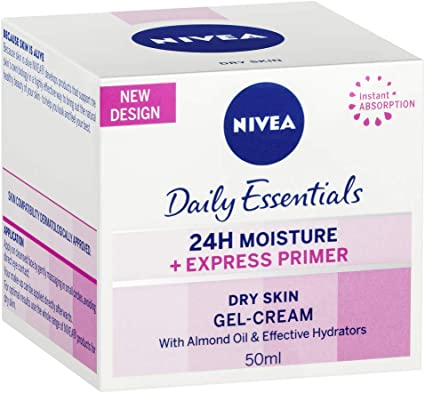 Nivea - Daily Essentials Extress hydrating primer Dry , crema ...