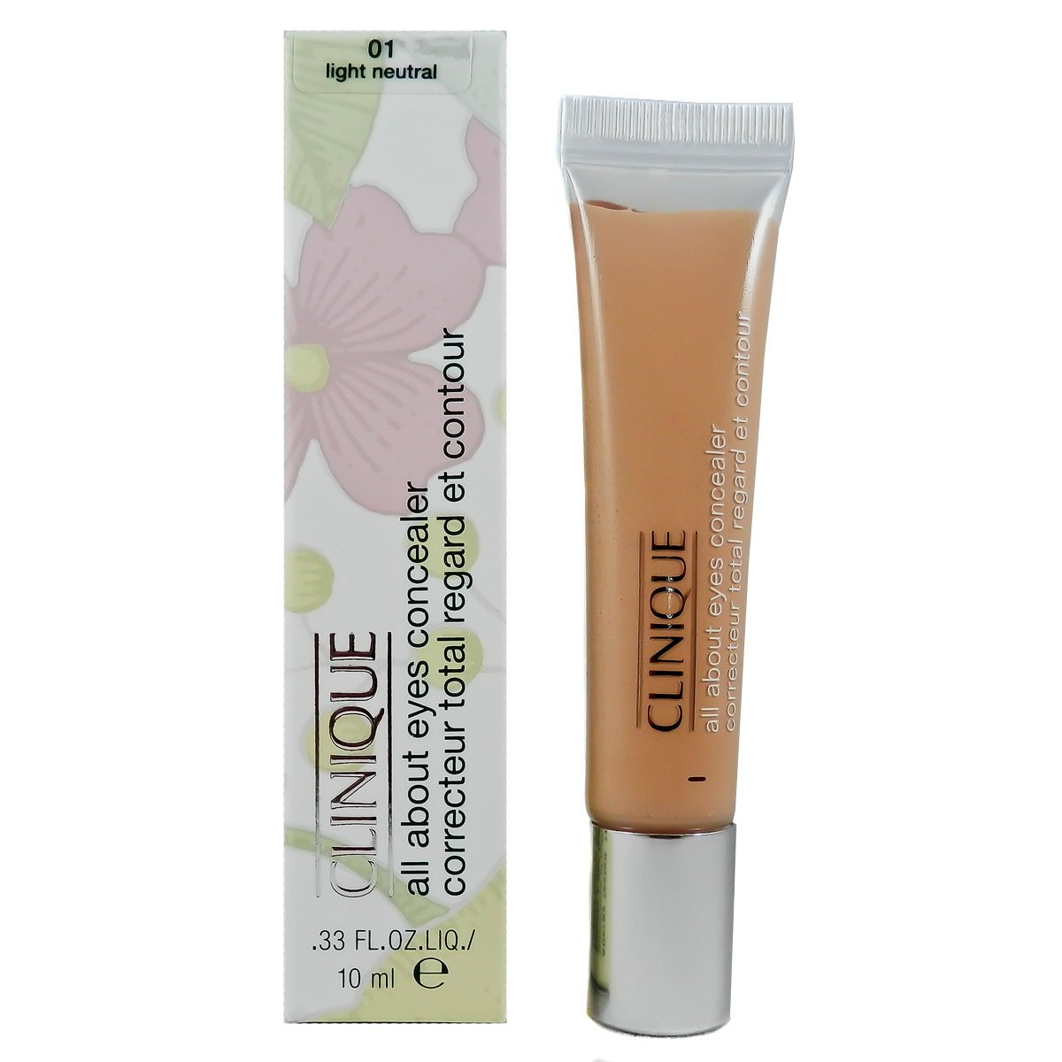 CLINIQUE ALL ABOUT EYES corrector No 01 light neutral 10ml 0020714235338 26087_-10ml