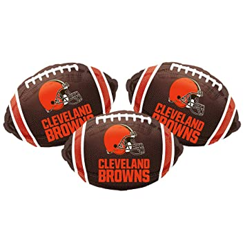 Amazon Com Cleveland Browns Football Sport Party Decoration 18