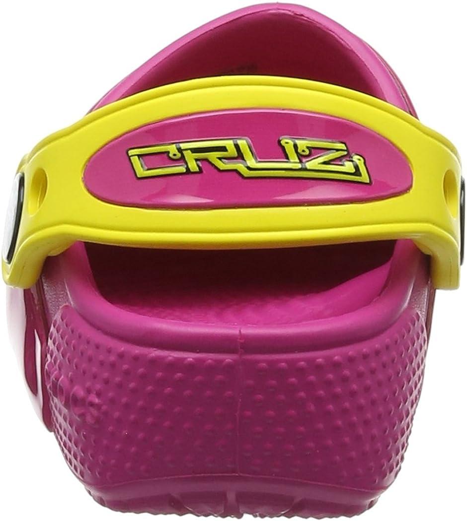 Candy Pink crocs Kids Crocsfunlab Lights Cars 3 Clog 2 M US Little Kid