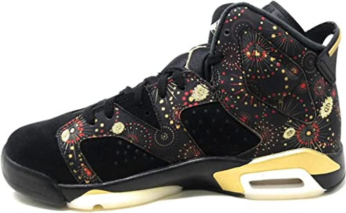 escarabajo solamente promoción  Nike AIR Jordan 6 Retro CNY BG 'Chinese New Year' - AA2495-021 - Size 6y:  Amazon.ca: Shoes & Handbags
