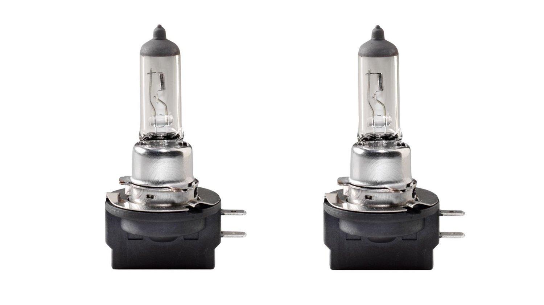 Eiko H11BPVP2 H11B 55W Power Vision PRO Halogen Bulb - 4 Pack