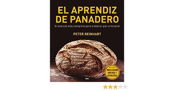 El aprendiz de panadero (GASTRONOMÍA Y COCINA) (Spanish Edition)