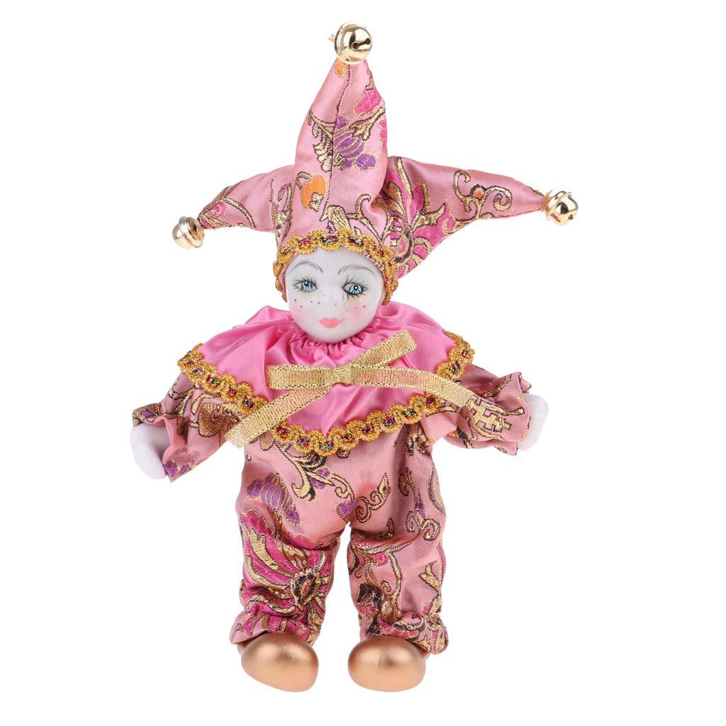 Golden P Prettyia 16 Zoll Italienische Liebesgott Porzellan Puppe Spielzeug perfektes Liebes-Geschenk und Hochzeitsgeschenk