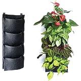 Florafelt 4-pocket Vertical Garden Planter