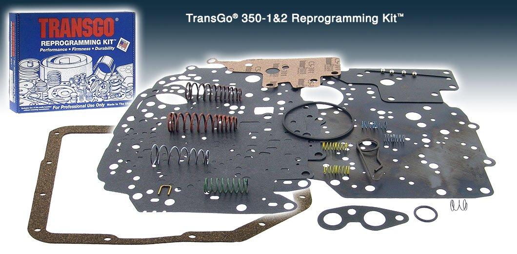 Transgo Reprogramming TH350 Transmission 1 & 2 Shift Kit 1969 and up