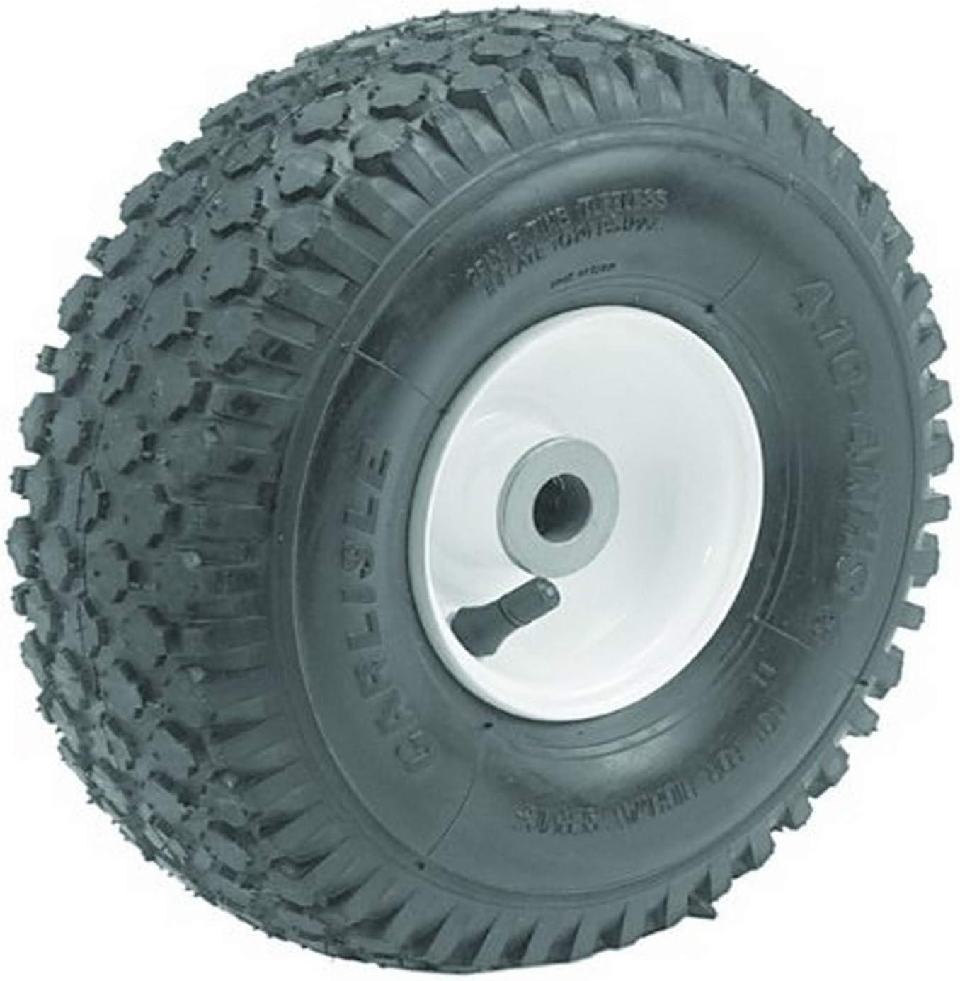 Oregon 72-307 Anti-Scalp Deck Wheel 6-Inch by 1-3//8-Inch