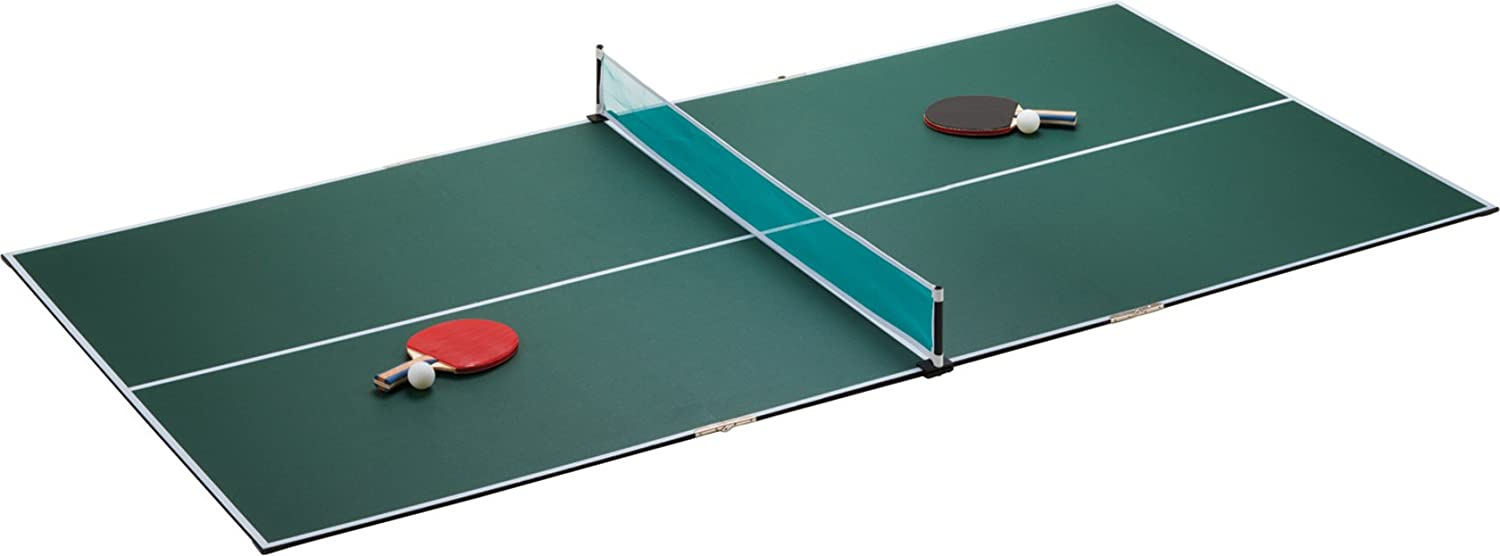 Viper 3-in-1 Portable Table Tennis Top, Turn Any Surface into a Game Table for Quick Paced Fun in Any Location : Tabletop Table Tennis Games : Sports & Outdoors