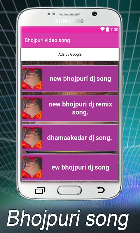 Bhojpuri video song: Amazon ca: Appstore for Android