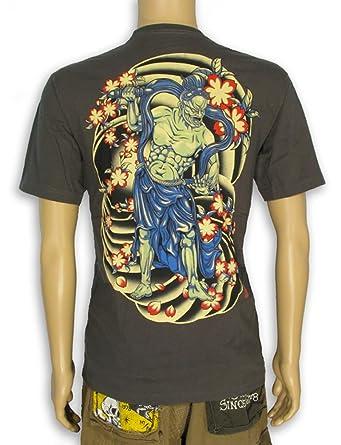 Ronin streetwear Japón Yakuza Samurai demonio irezumi horiyoshi ...