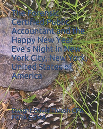 The Forensic Certified Public Accountant and the Happy New Year Eve's Night in New York City, New York, United States of America