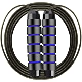 DREAM&GLAMOUR Jump Rope Skipping Rope for Rope Skipping, Speed Jump Rope for Exercise Jump Ropes for Fitness for Kids and Adu