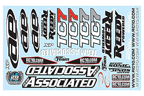 Associated Electrics 31740 Decal Sheet TC7