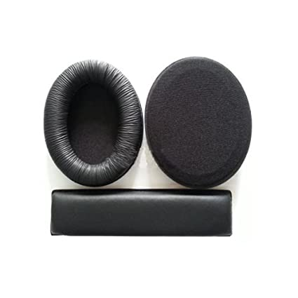 abd295f1220 Image Unavailable. Image not available for. Color: OULII Replacement Ear  Pads for Sennheiser HD201 HD201S HD180,One Pair,with Head Beam