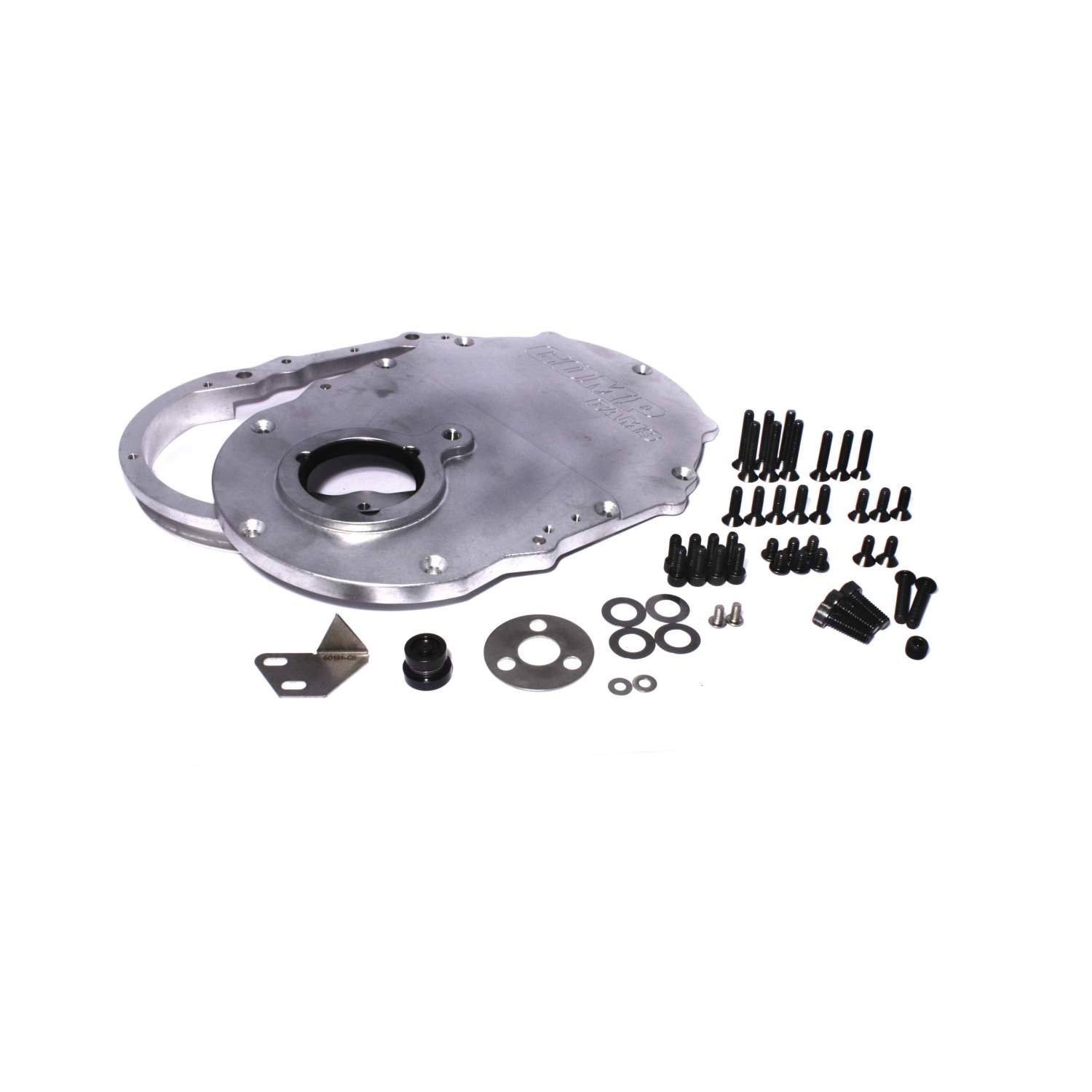 COMP Cams 217 Billet Aluminum Timing Cover for Big Block Chevy Generation VI 2 Piece