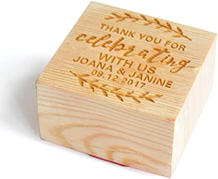 rubber stamp Invitation to the wedding writing
