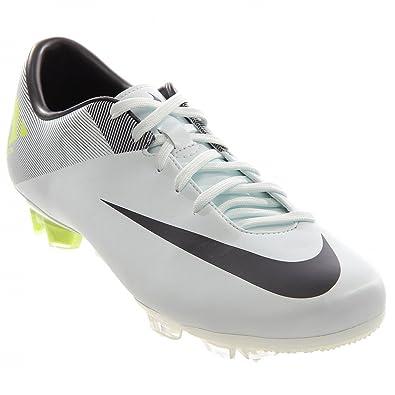 83f6e4be3abd Amazon.com | Nike Mercurial Miracle II FG - Trace Blue/Antrac | Soccer