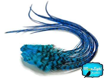 Moonlight Feather, Hair Extension Feathers