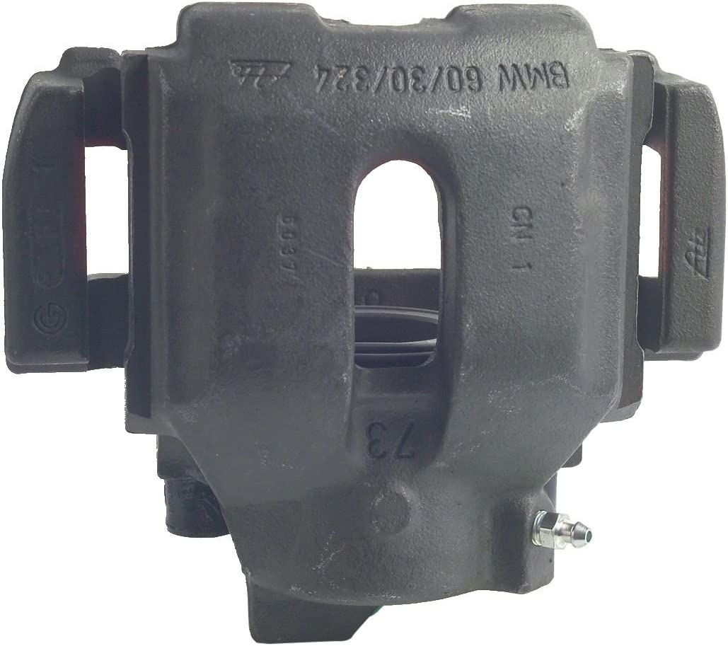 Unloaded Brake Caliper A1 Cardone Cardone 19-B1841B Remanufactured Import Friction Ready
